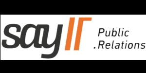 SayIT-Logo